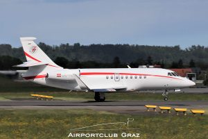 IFFD GmbH Dassault Falcon 2000EX OE-HEY