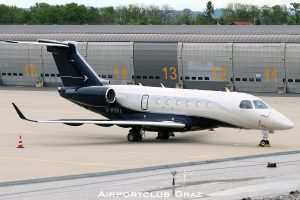 Centreline Embraer Legacy 500 G-RORA