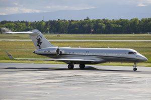 VistaJet Bombardier BD-700-1A10 Global Express XRS 9H-OPE