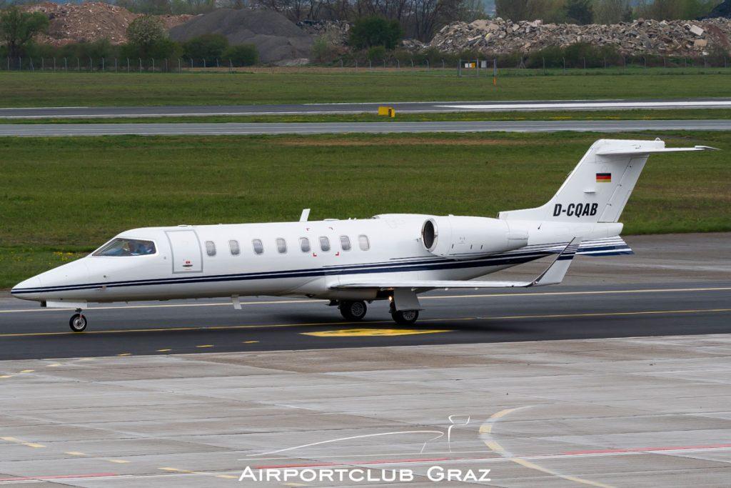 Quick Air Jet Charter Learjet 45XR D-CQAB