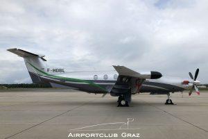 Pilatus PC-12/47E F-HDBL