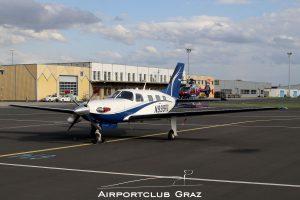 Piper PA-46-500TP Malibu Meridian N999RG