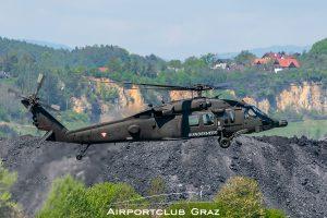 Bundesheer Sikorsky S-70A Blackhawk 6M-BC