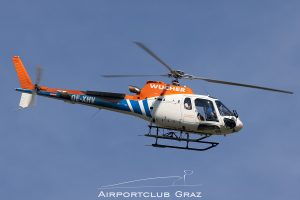 Wucher Helicopter Aérospatiale AS 350B3 Ecureuil OE-XHV