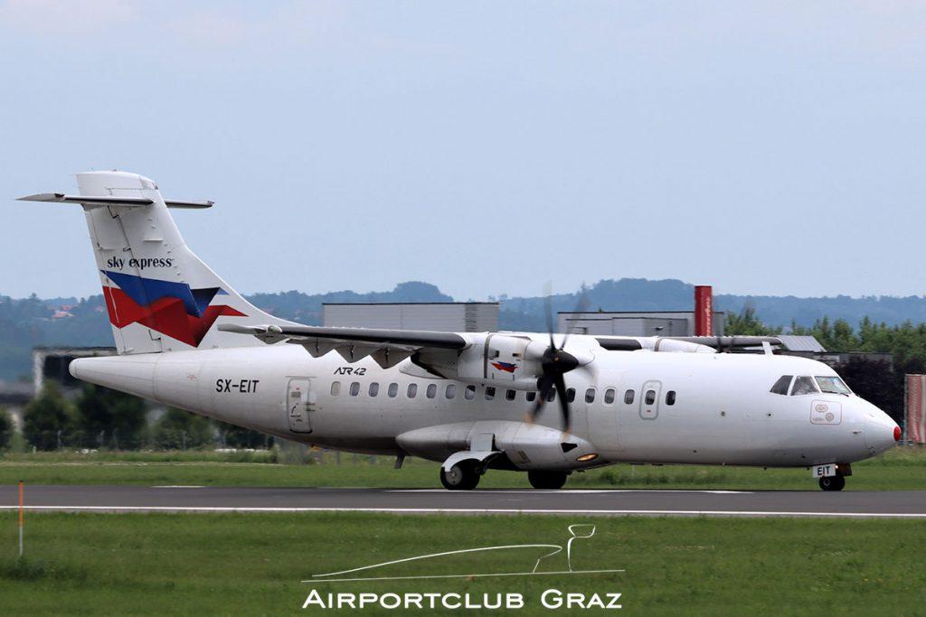 Sky Express ATR 42-500 SX-EIT