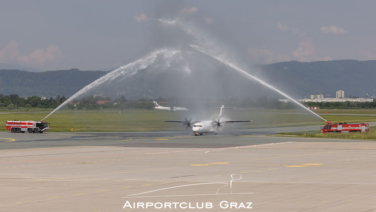 Sky Express ATR 42-500 SX-SIX