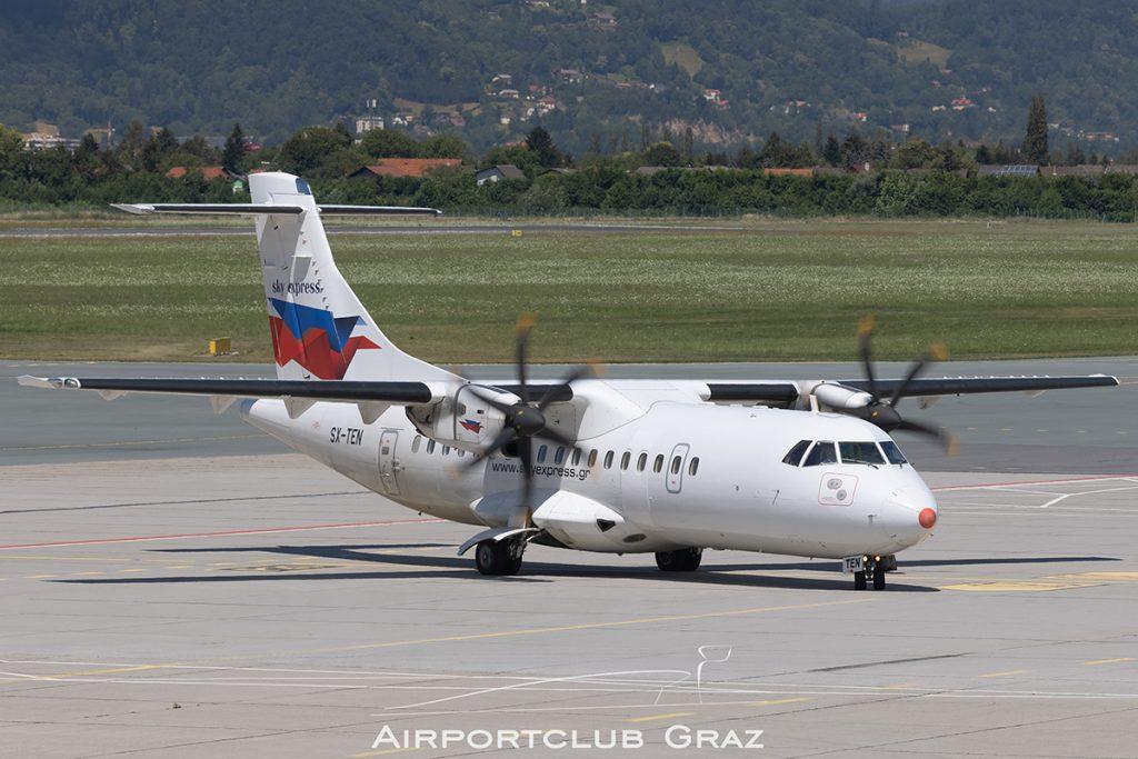 Sky Express ATR 42-500 SX-TEN
