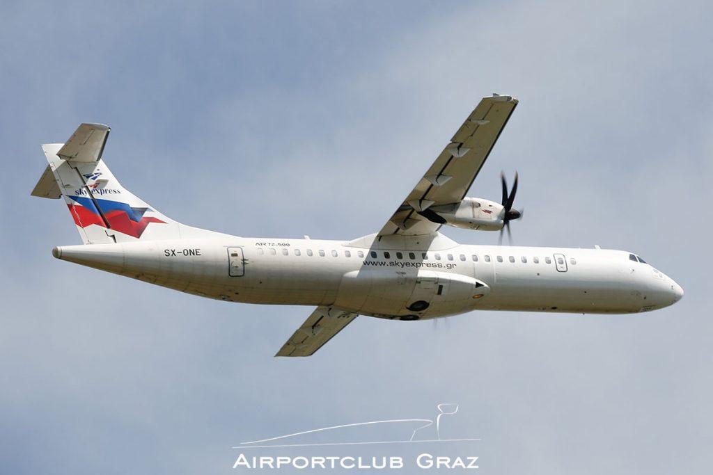 Sky Express ATR 72-212A SX-ONE