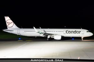 Condor Airbus A321-211 D-ATCF