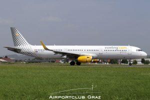 Vueling Airbus A321-231 EC-MHA