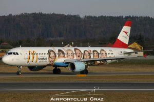 Austrian Airlines Airbus A321-111 OE-LBC