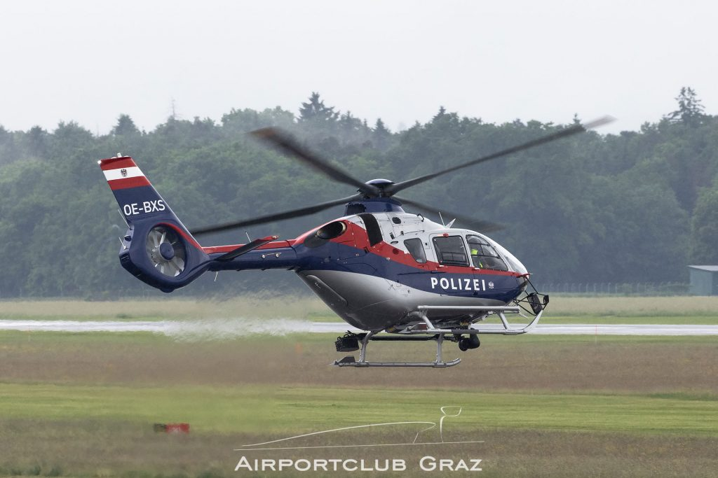 Flugpolizei Airbus Helicopters H135 P3H OE-BXS
