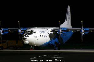 Volare Antonov An-12BK UR-LAI