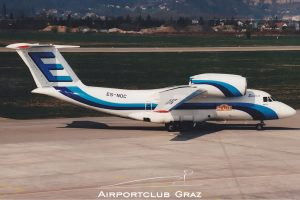 Enimex Antonov An-72 ES-NOC