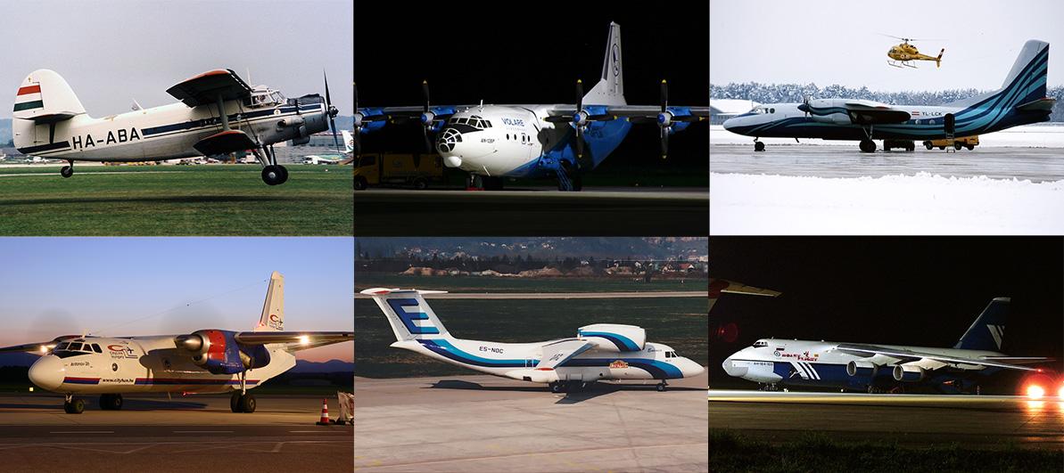 Antonovs in Graz
