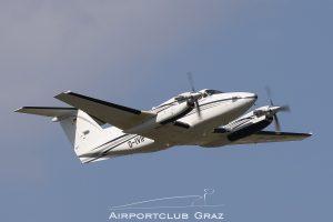 Star Wings Dortmund Beechcraft B200 Super King Air D-IVIP