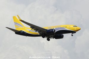 ASL Airlines Boeing 737-73S F-GZTO