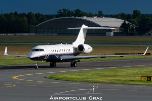 TAG Aviation Bombardier BD-700-1A11 Global 5000 9H-ASB