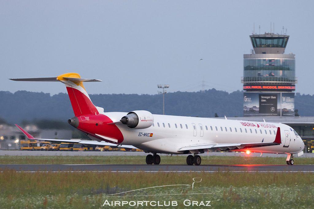 Air Nostrum CRJ-1000 EC-MVC