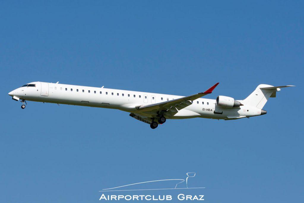 Hibernian Airlines CRJ-1000 EI-HBA