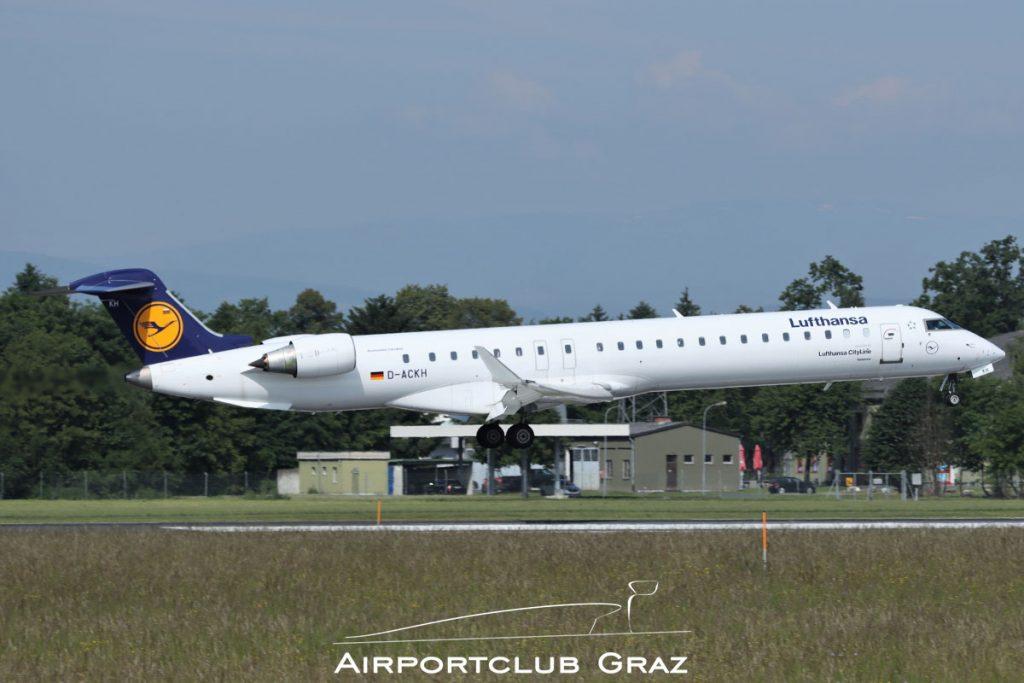 Lufthansa Cityline CRJ-900 D-ACKH