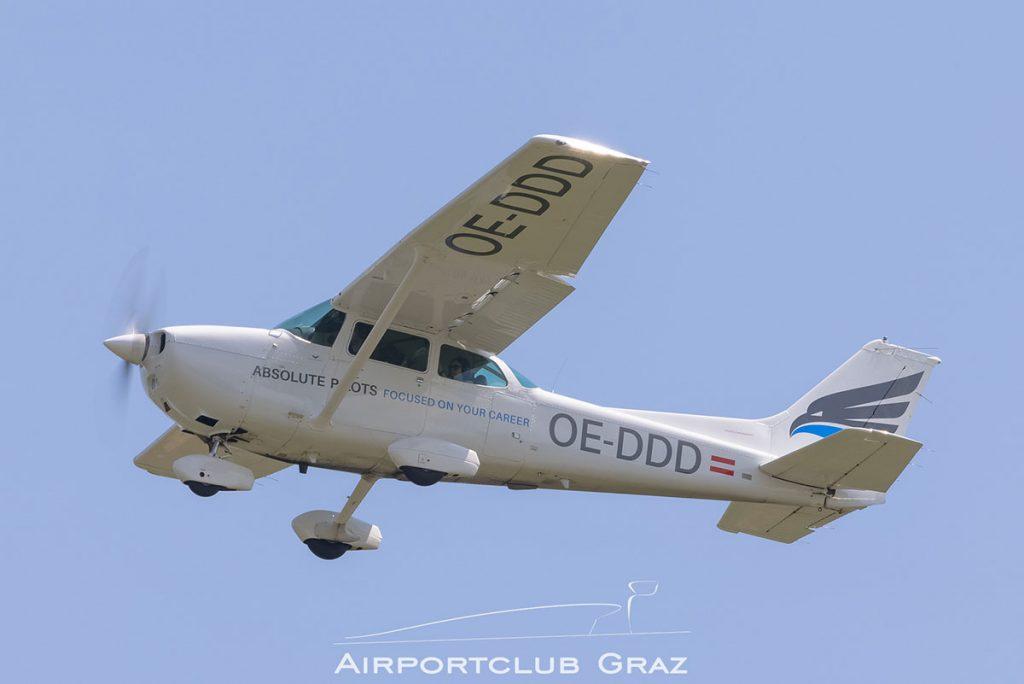 Absolute Pilots Cessna 172 OE-DDD