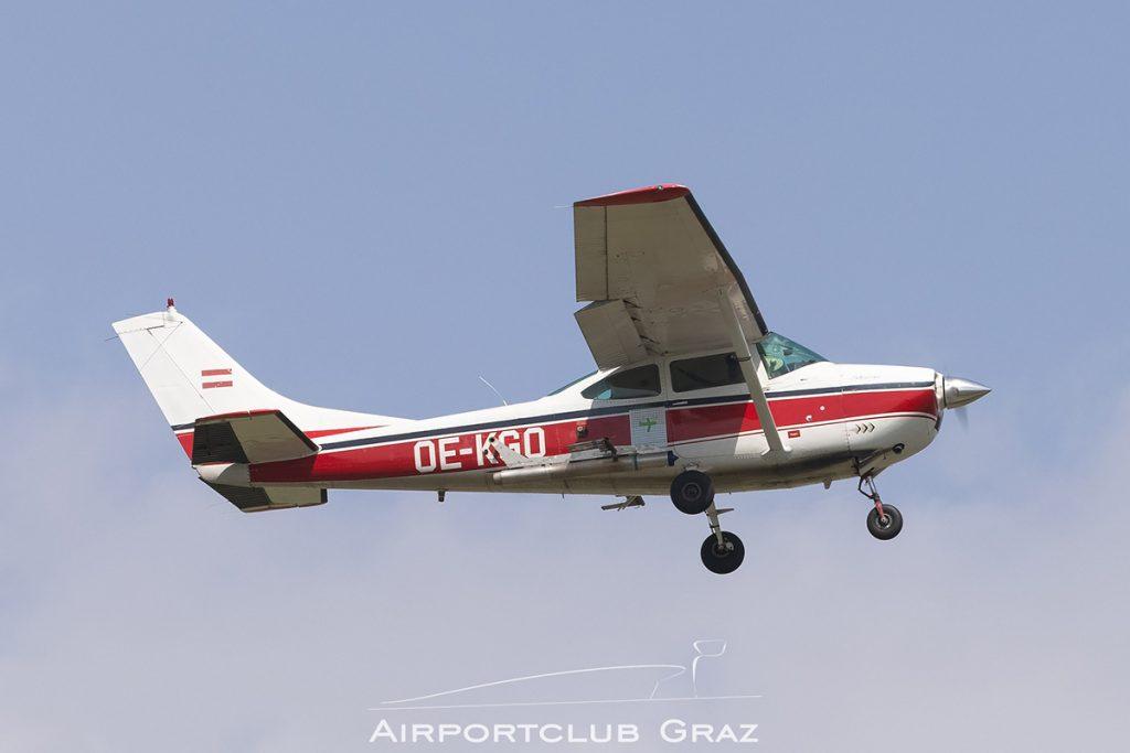 Steirische Haglabwehr Cessna 182H Skylane OE-KGO
