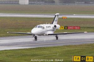 Aeropartner Cessna 510 Citation Mustang OK-MYS
