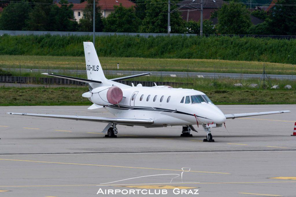 Air Service Liège Cessna 560XL Citation XLS Plus OO-XLS
