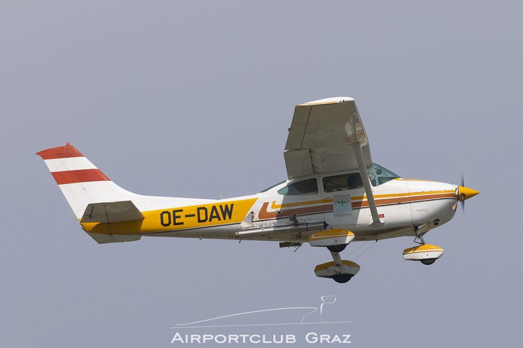 Steirische Hagelabwehr Reims-Cessna F182Q Skylane II OE-DAW