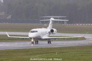Sparfell Luftfahrt Bombardier Challenger 350 OE-HCU