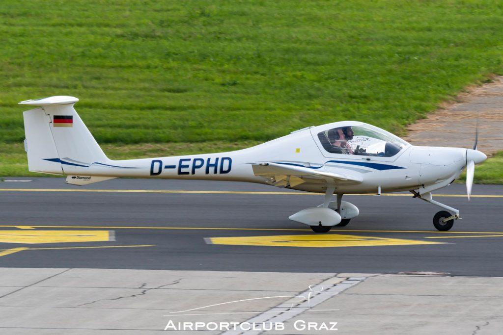 Diamond Aircraft DV-20A Katana D-EPHD