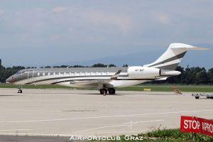 Bombardier BD-700-2A12 Global 7500 VP-BAT