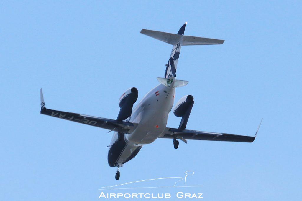 The Flying Bulls Honda HA-420 HondaJet Elite OE-FAA