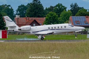Tyrol Air Ambulance IAI 1125 Astra SPX OE-GFC