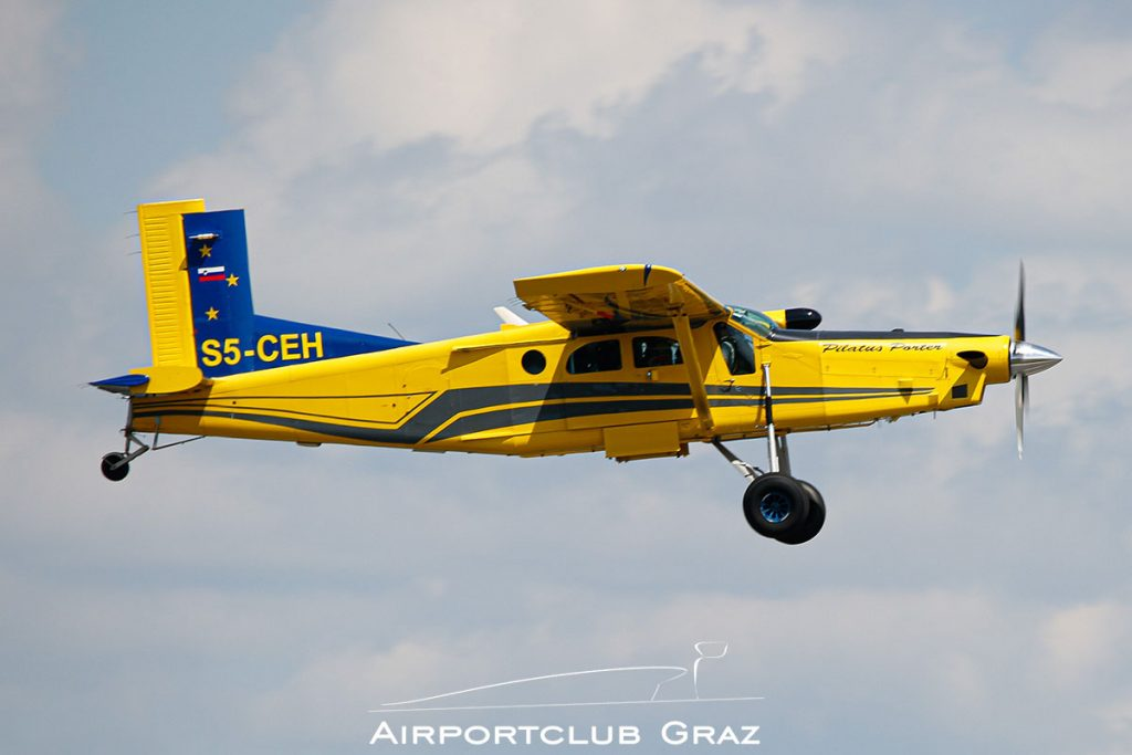 Helica Pilatus PC-6/B2-H4 Turbo Porter S5-CEH