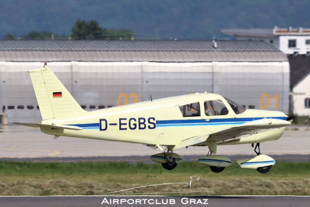 Piper PA-28-180 Cherokee D-EGBS