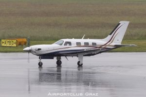Piper PA-46-500TP Malibu Meridian OK-VIP