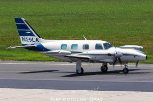 Piper PA-31T Cheyenne N29LA