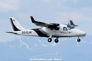 Aviation Career Center Tecnam P2006T S5-DJK