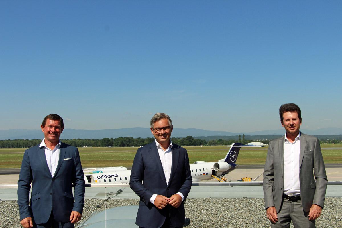 Staatssekretär Brunner: 22 Millionen Euro für Flughafen Graz