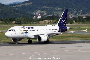 Lufthansa Airbus A319-114 D-AILU
