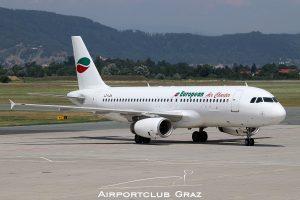 European Air Charter Airbus A320-231 LZ-LAA