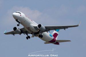 Eurowings Airbus A320-214 OE-IEU