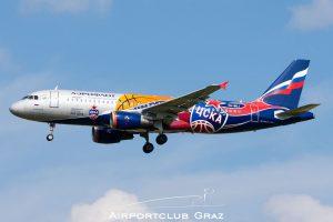 Aeroflot Airbus A320-214 VQ-BEJ