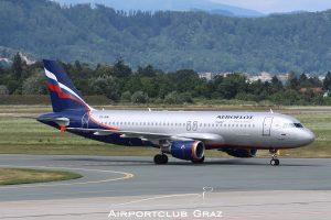 Aeroflot Airbus A320-214 VQ-BIW