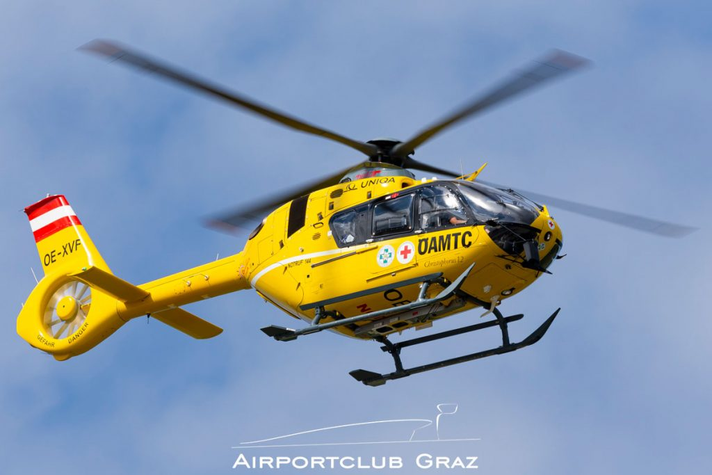 ÖAMTC Airbus Helicopters H135 OE-XVF