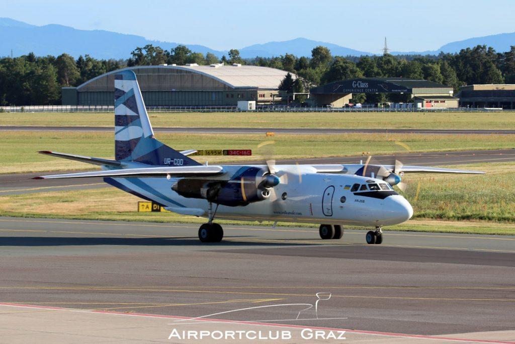 Vulkan Air Antonov An-26B UR-CQD