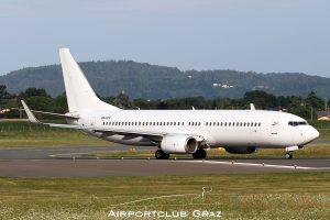 Air Explore Boeing 737-8AS OM-GEX