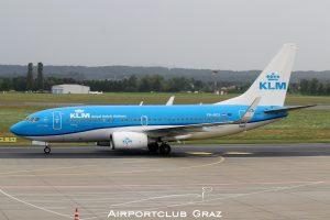 KLM Boeing 737-7K2 PH-BGL